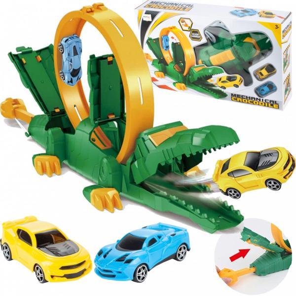Odpaľovacia autodráha Krokodíl