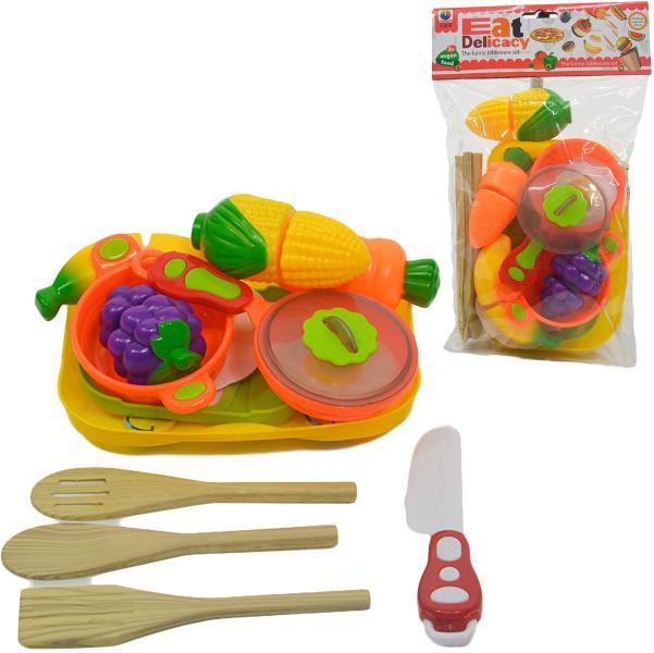 Ovocie a zelenina na krájanie a varenie