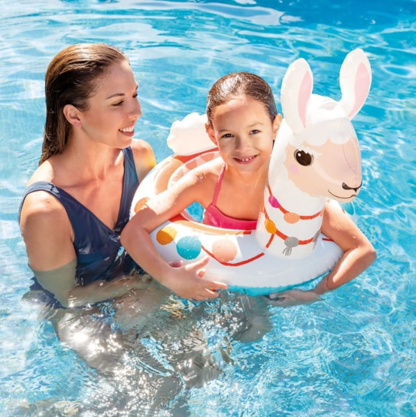 Plávacie koleso Lama INtex 58221