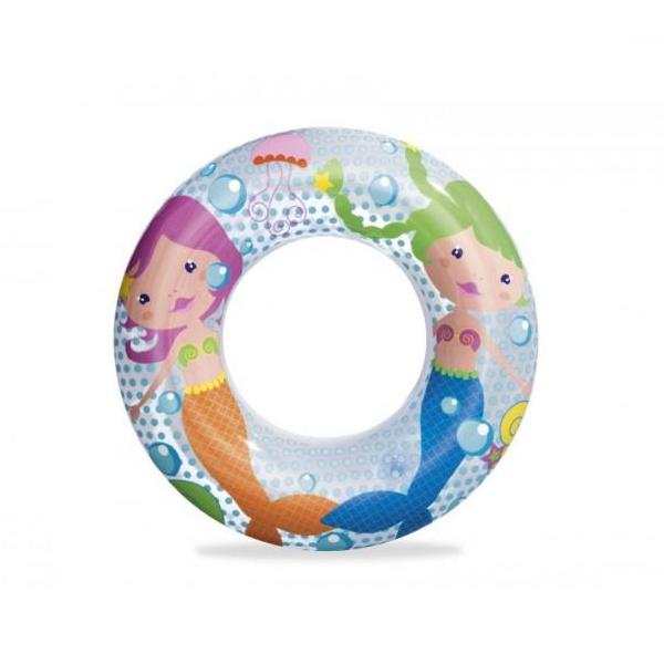 Plávacie koleso Morské panny Bestway 36113
