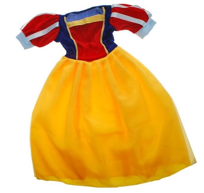 Plesové šaty princeznej Snehulienky