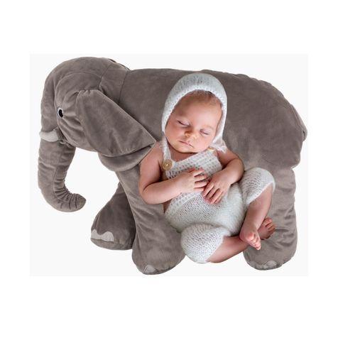Plyšový vankúš slon 53 cm