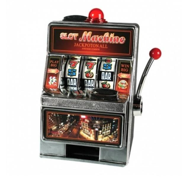 Pokladnička Hrací automat