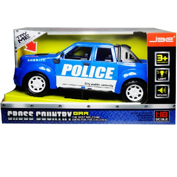 Policajné auto 26 cm