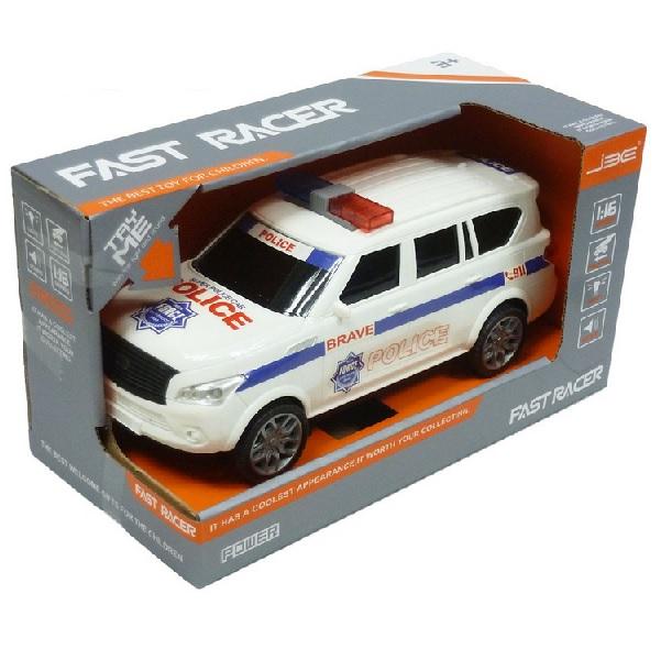 Policajné auto JEEP na batérie