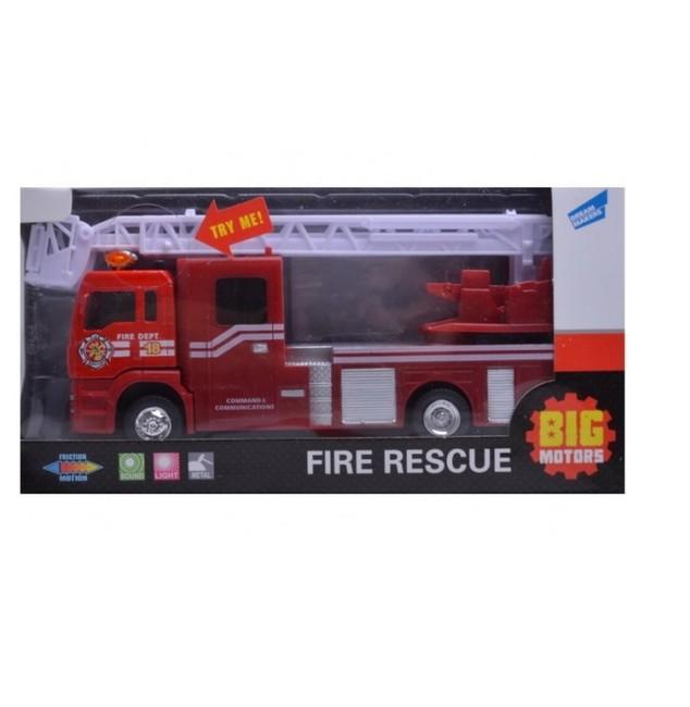 Požiarnické auto 20 cm