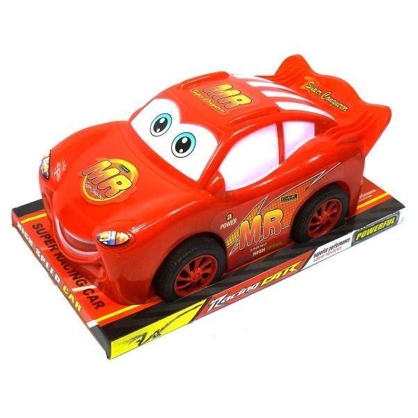 Veľké auto Blesk McQueen 30 cm