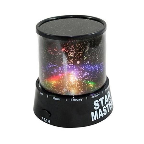 Projektor nočnej oblohy Star Master