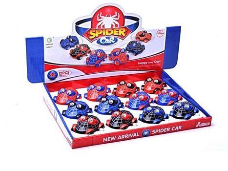 Autíčko Spider Car