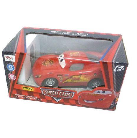 Auto Blesk McQueen 15 cm R/C