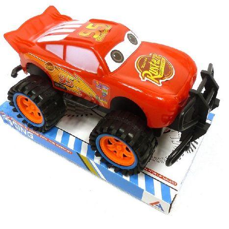 Auto Blesk McQueen na vysokých kolesách