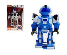 Cool Robot - modrý