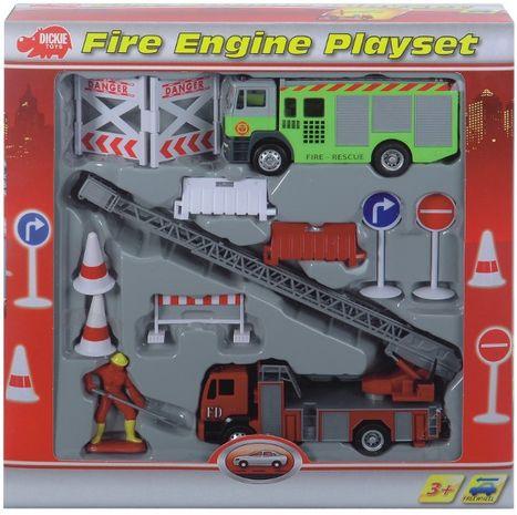 Dickie súprava doplnkov požiarnej techniky