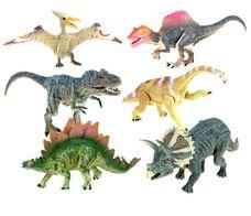 Dinosaury - sada 6 ks
