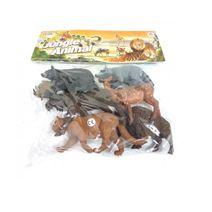 Divoké zvieratá - sada