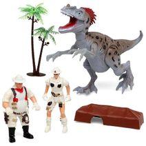 Expedícia za dinosaurom