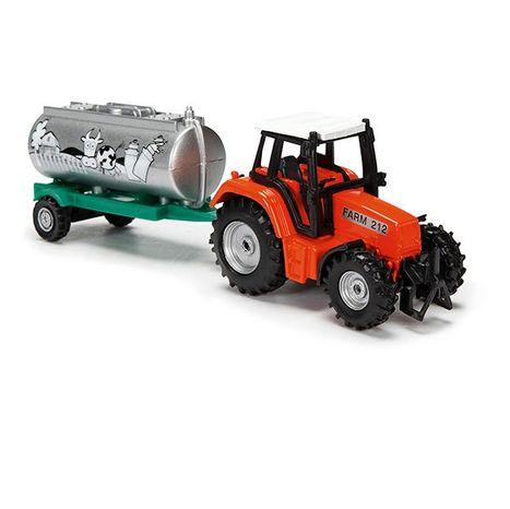 Farmársky traktor 18 cm s cisternou