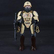 Figúrka vojaka s doplnkami