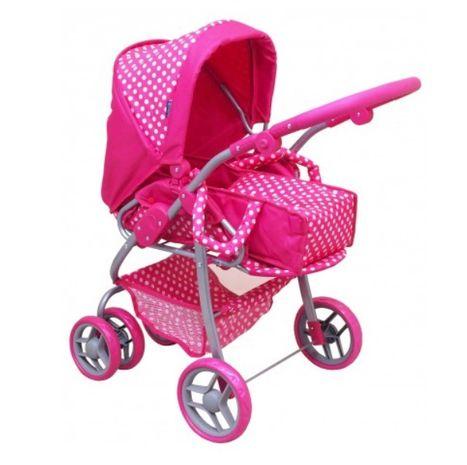Hlboký kočík pre bábiky Baby Mix 9661-M1422