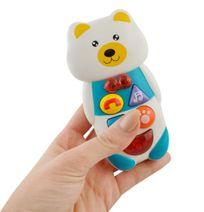 Interaktívny mobilný telefón - medvedík
