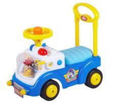 Odrážadlo Baby Mix HZ 530 - polícia