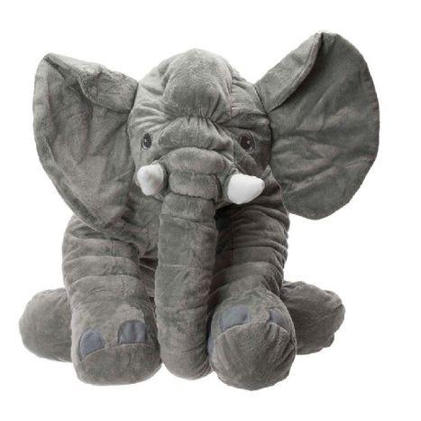 Plyšový vankúš slon 50 cm
