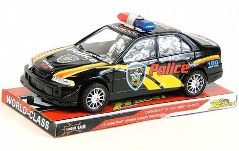 Policajne auto