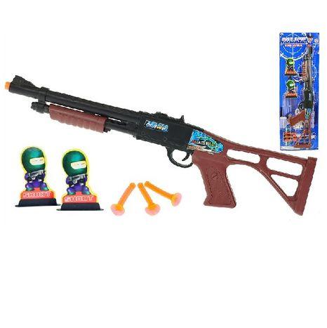 Puška na prísavky 48cm