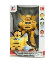 Robot Armored Ares žltý