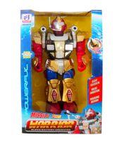 Robot na batérie Warrior