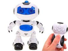 Robot na diaľkové ovládanie R/C