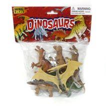 Sada dinosaurov v sáčku