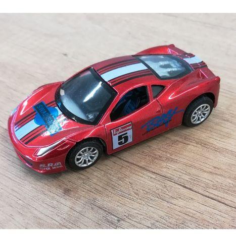 Športové auto 7 cm