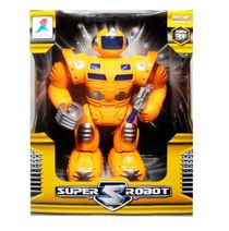 Super robot na batérie