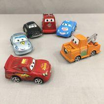 Súprava aut Cars