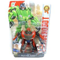 Transformer Change Robot
