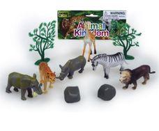 Zvieratká divoké