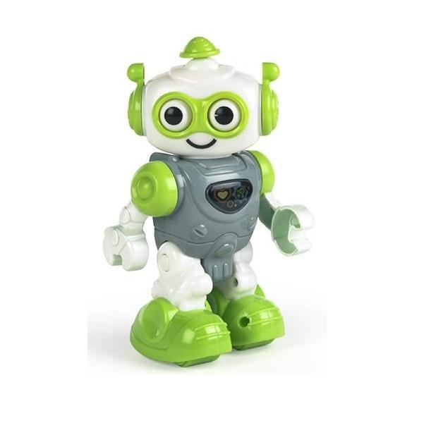 Robot so svetlom a zvukom