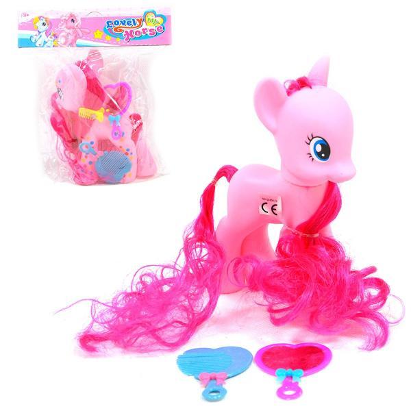 Ružový koník Pony