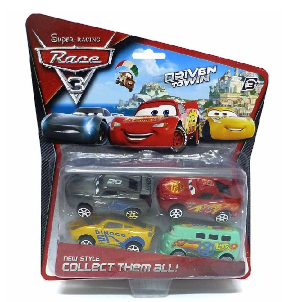 Sada aut Cars