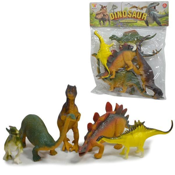 Sada dinosaurov 5 ks