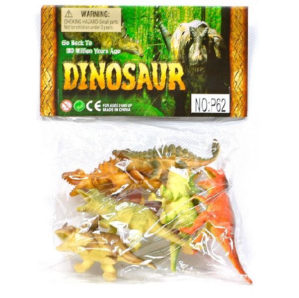 Sada dinosaurov - 6 ks