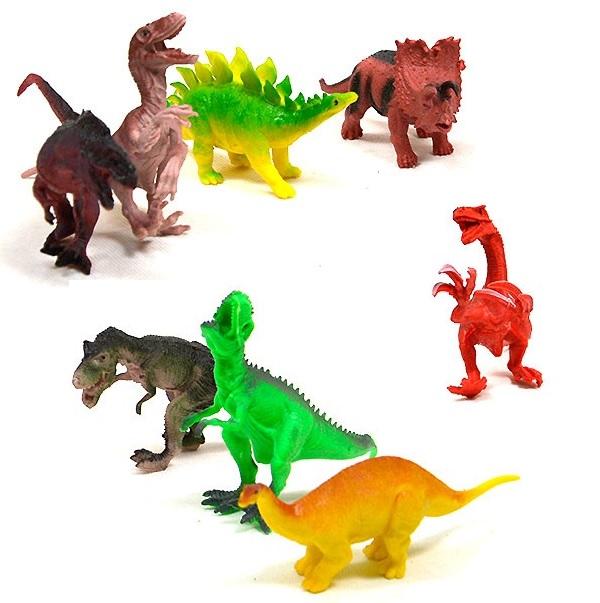 Sada dinosaurov 8 ks