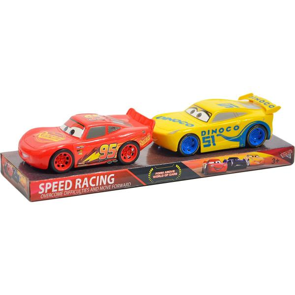 Sada dvoch aut CARS