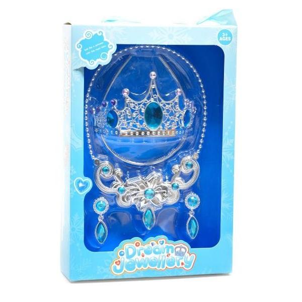 Sada šperkov ľadovej princeznej