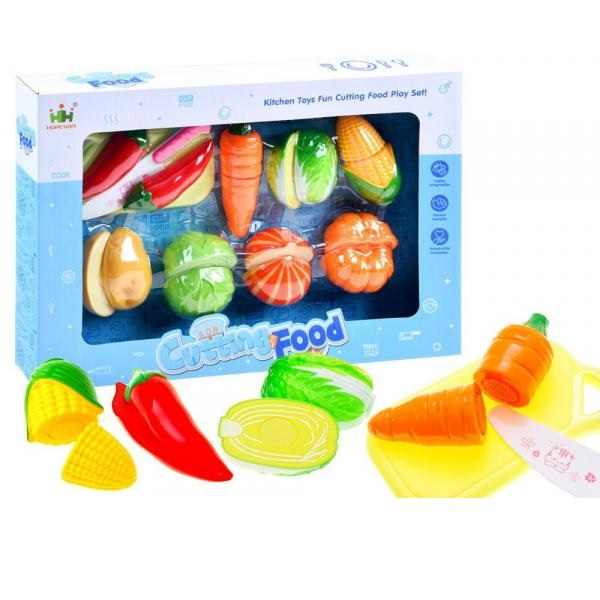 Sada zeleniny na krájanie