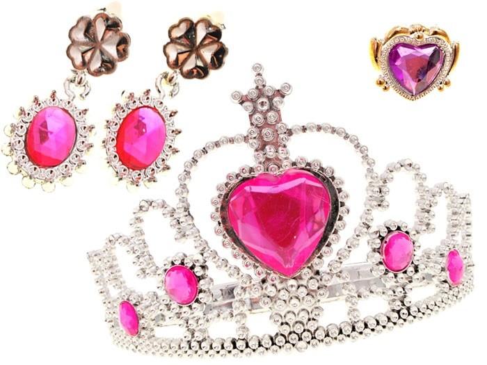 Šperky malej princeznej