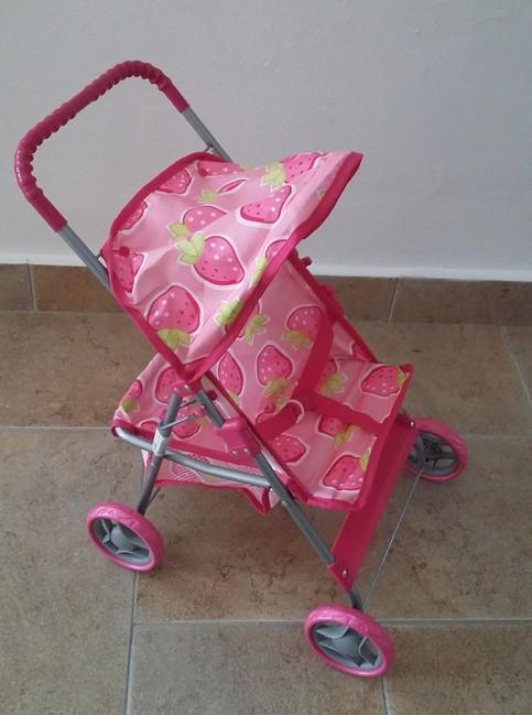 Športový kočík pre bábiky Baby Mix 9304M-1206