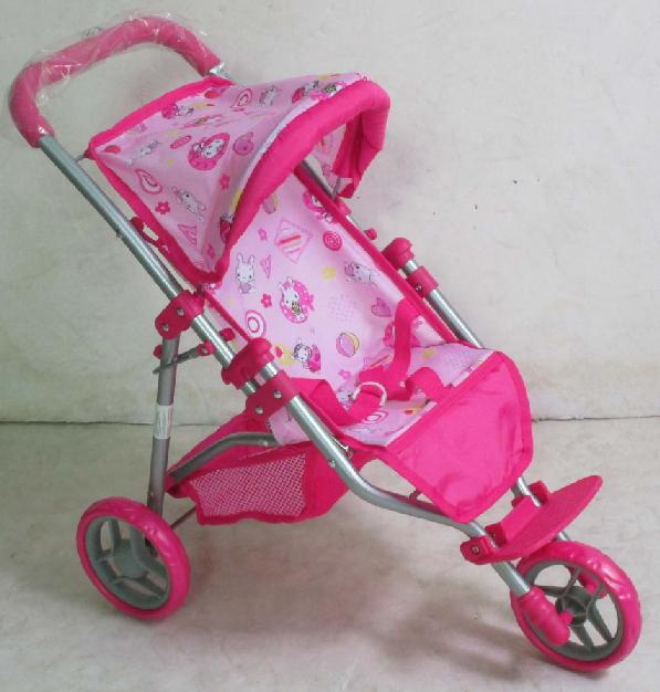 Športový kočík pre bábiky Baby Mix 9326C-M1001