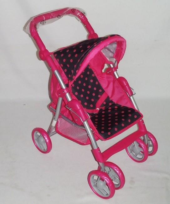 Športový kočík pre bábiky Baby Mix 9352-M1218